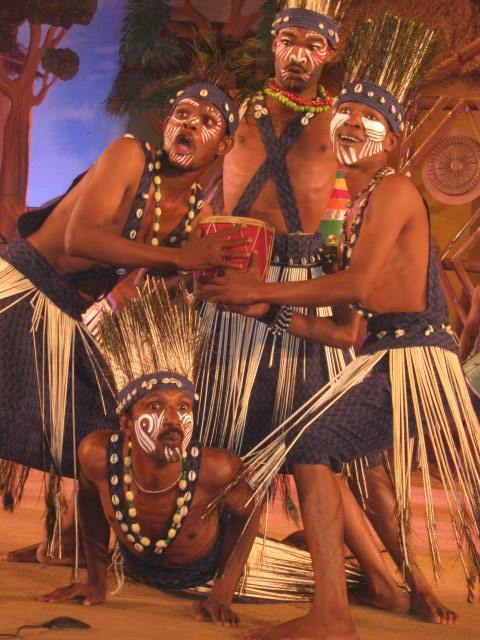 Dhamal Performance