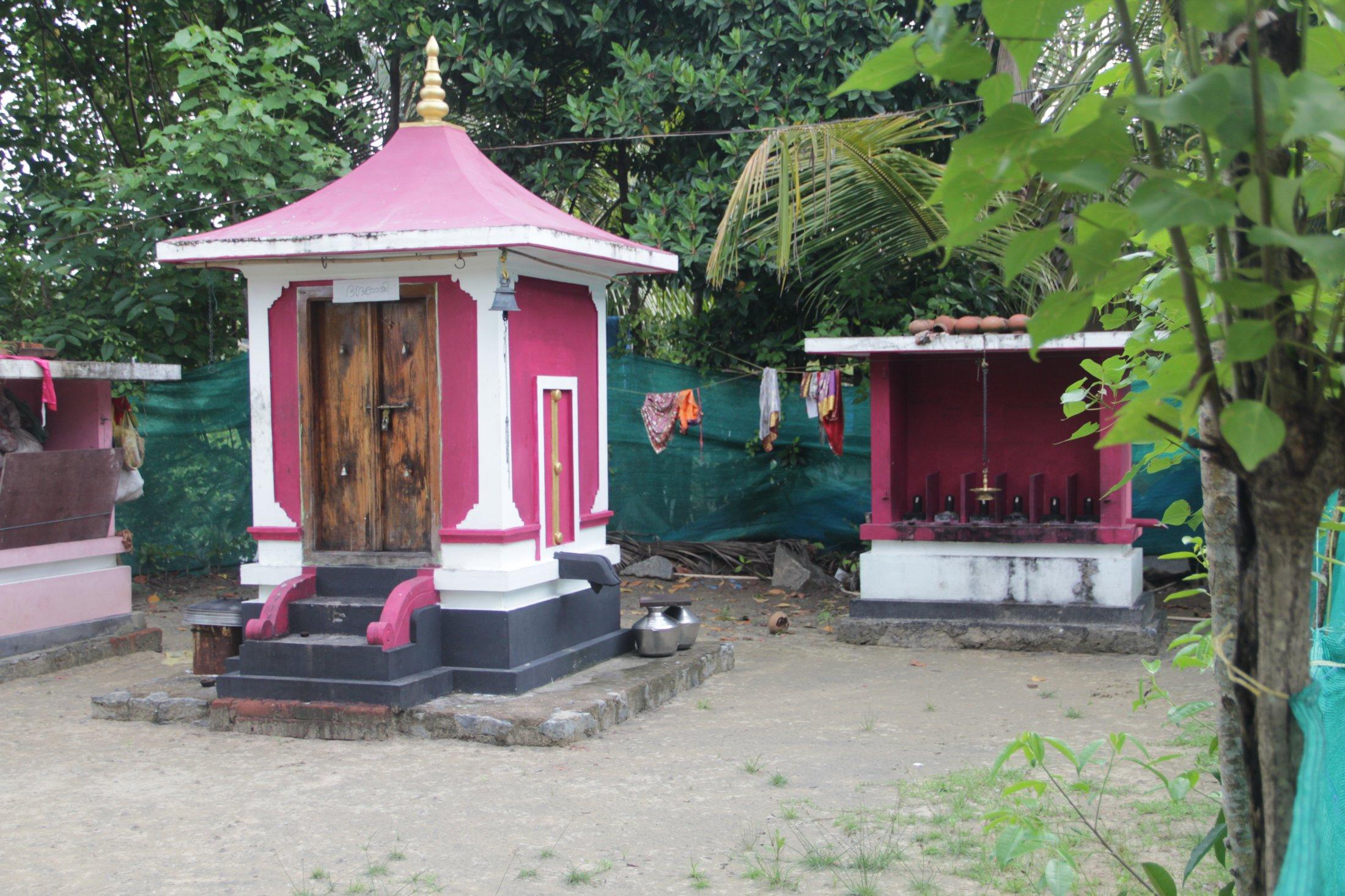 Kaavu at Elamkunnapuzha