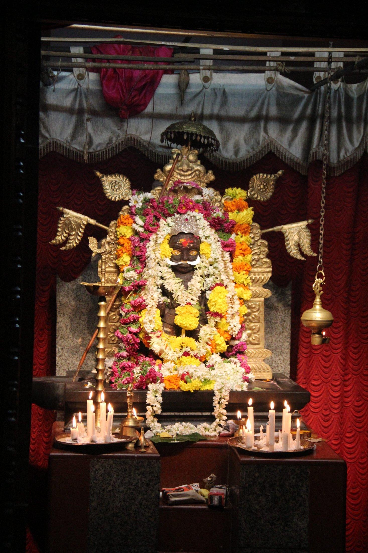 Khapri God of Karwar