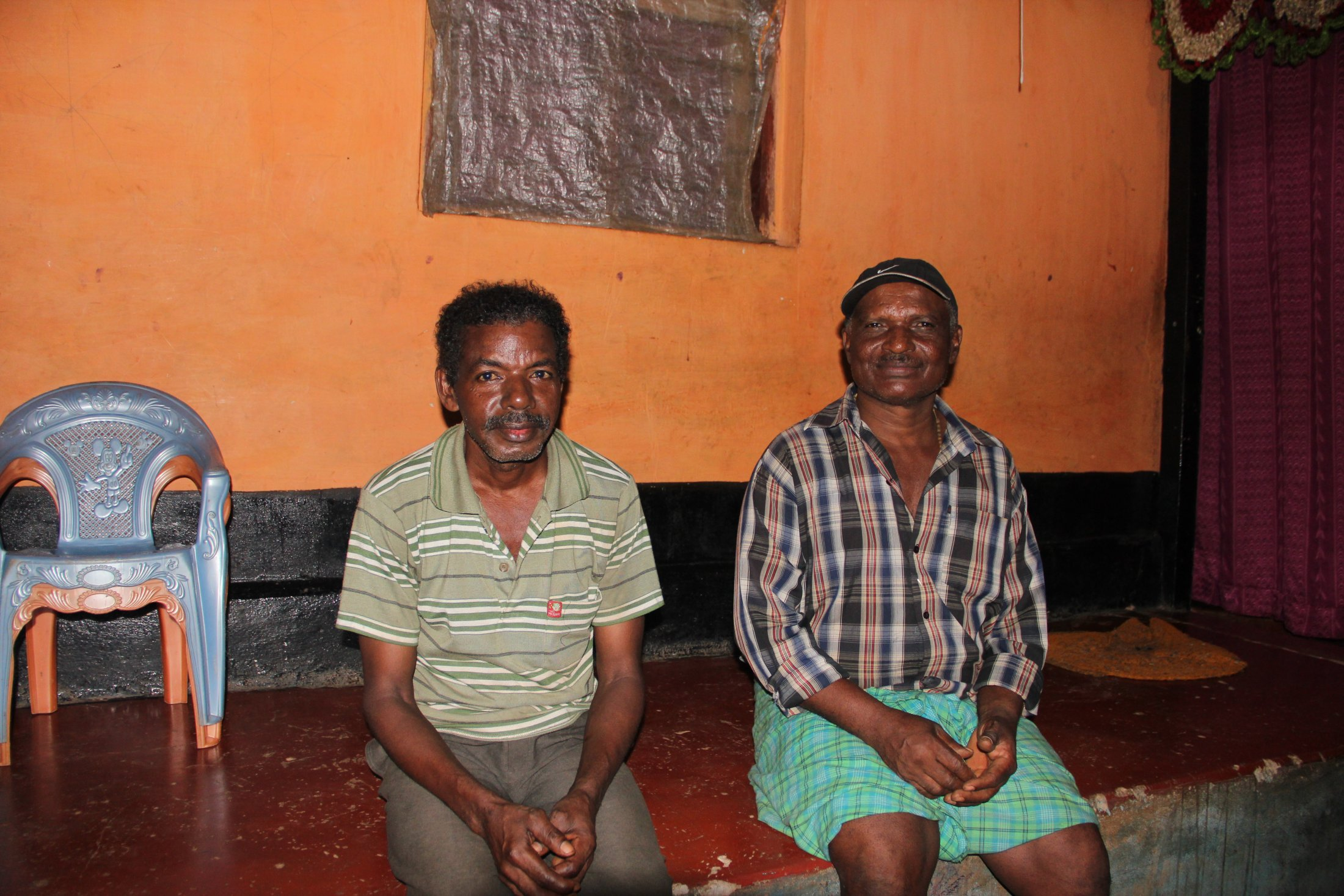Catholic Sidi Men, Karwar