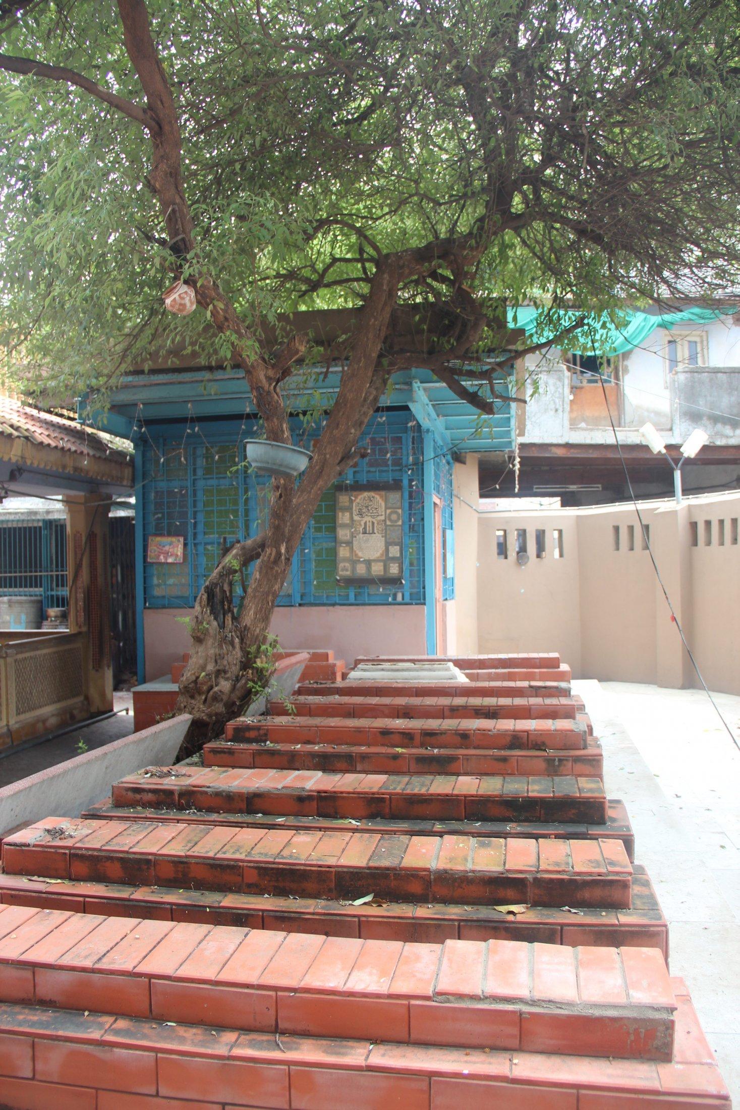 Sidi Baba's Dargah, Ahmedabad
