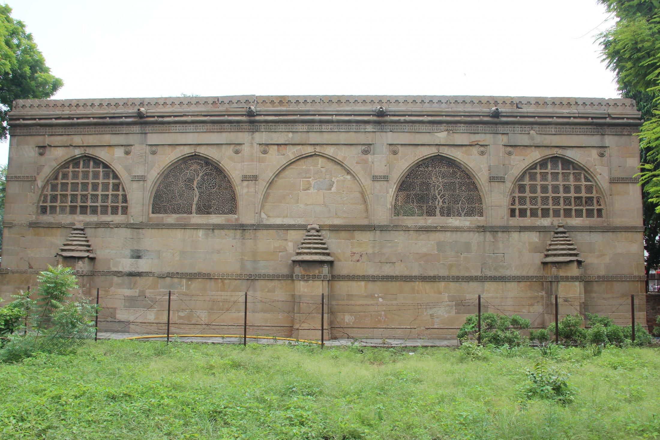 Sidi Sayed Mosque, Ahmedabad