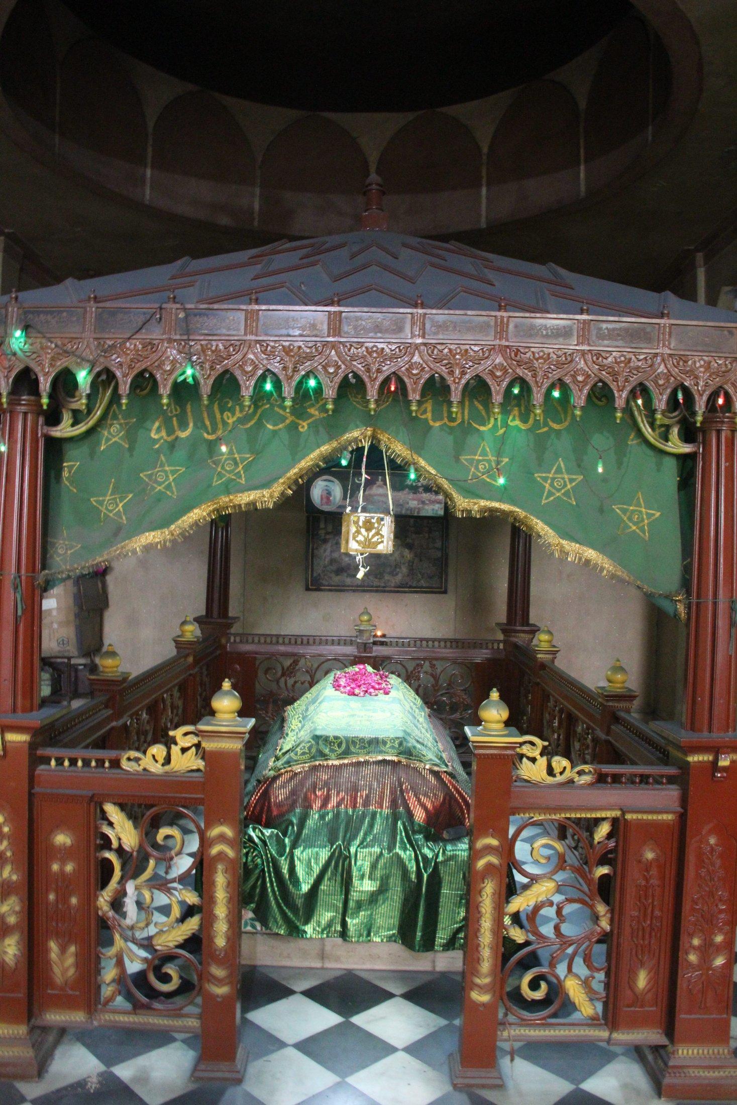 Sidi Bashir's Dargah, Ahmedabad