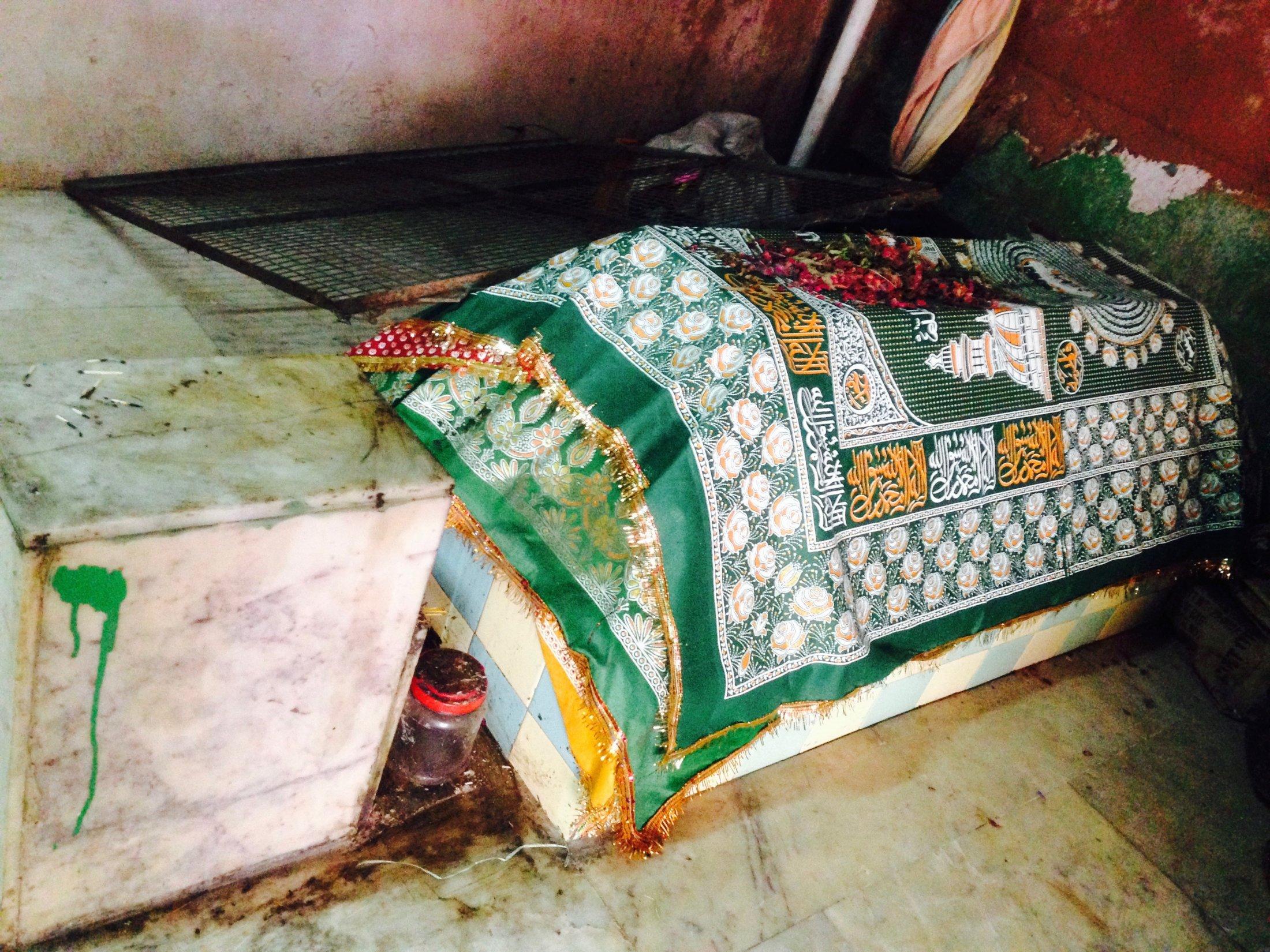 Sidi Shaheed Dargah, Ahmedabad
