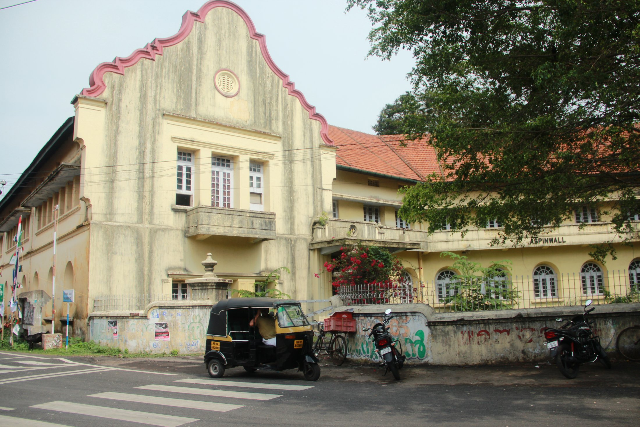 Aspinwall House, Fort Kochi