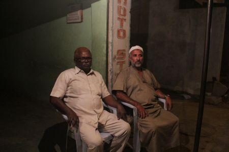 Sidis of AC Gaurd, Hyderabd