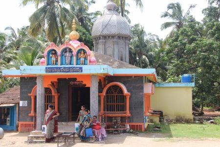 Khapri Temple, Karwar
