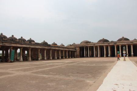 Sarkhej Roza, Gujarat