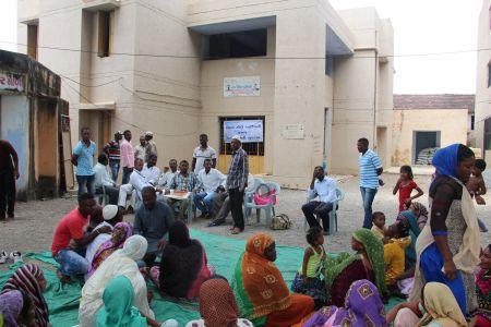 Sidi Community Organization Meeting