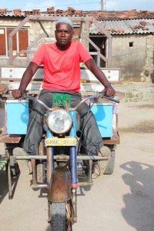 Sidi Chakda Rider, Gujarat
