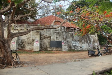 Bastion Bungalow, Fort Kochi
