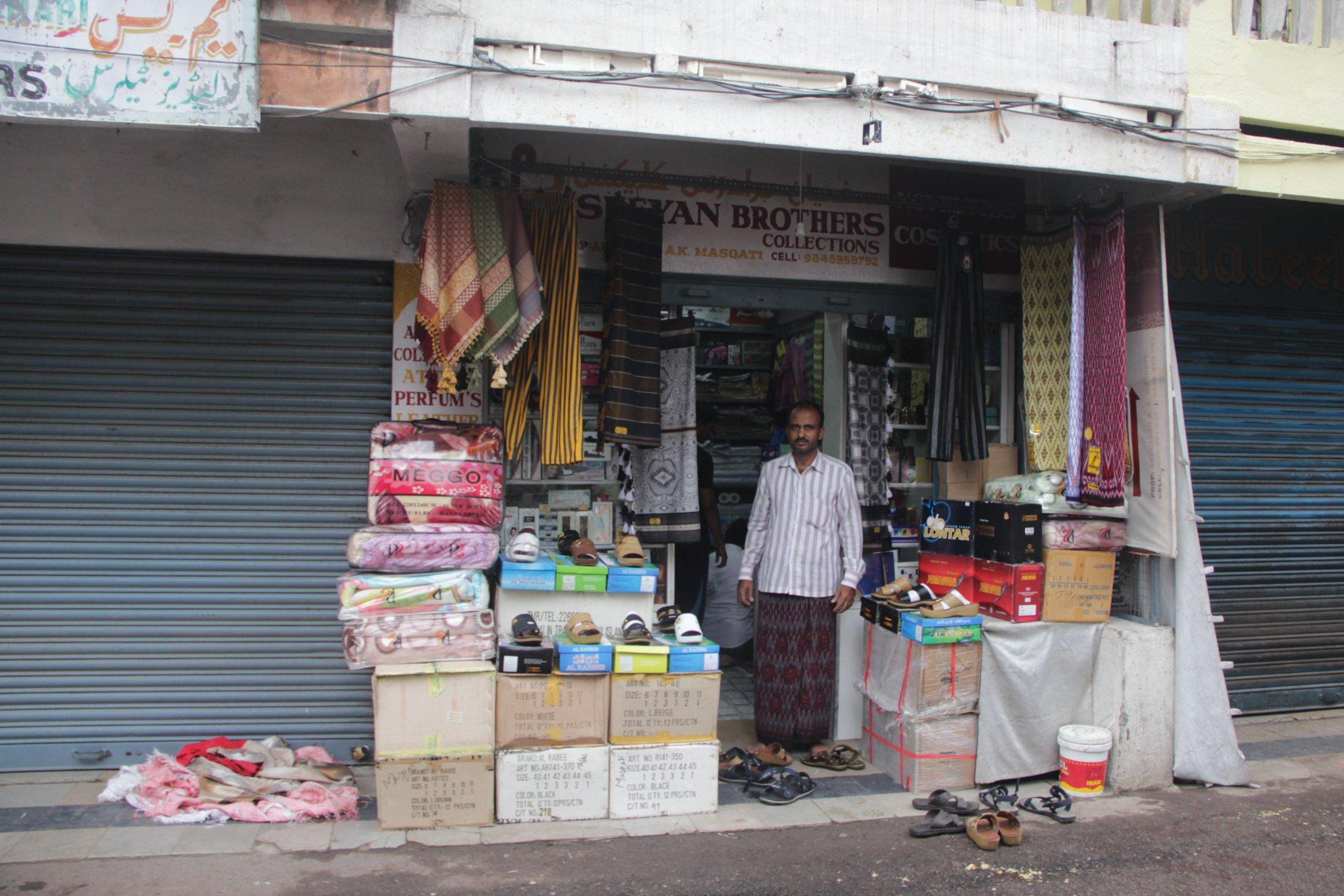Barkas, Hyderabad