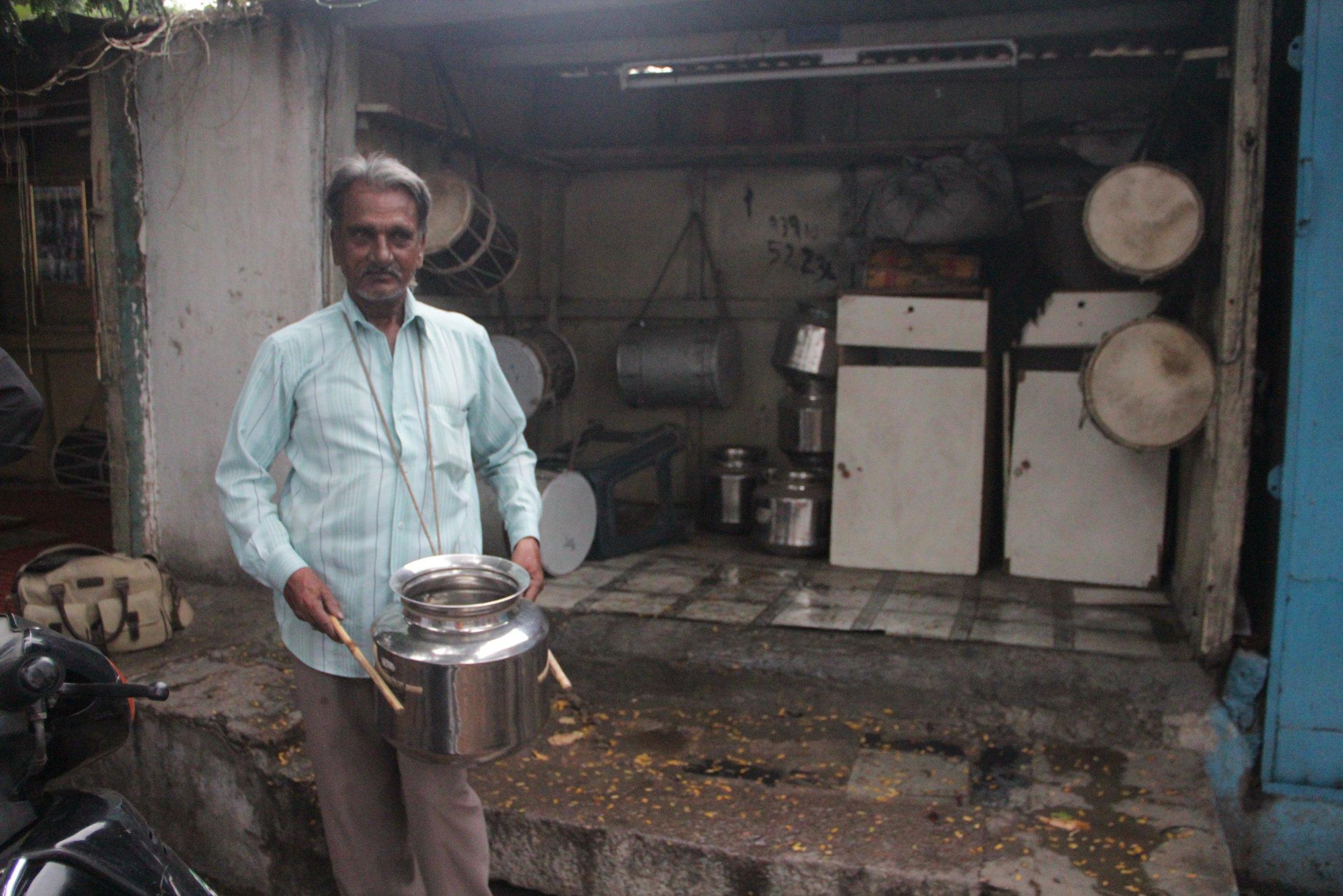 Sidi Marfa Band, Hyderabad