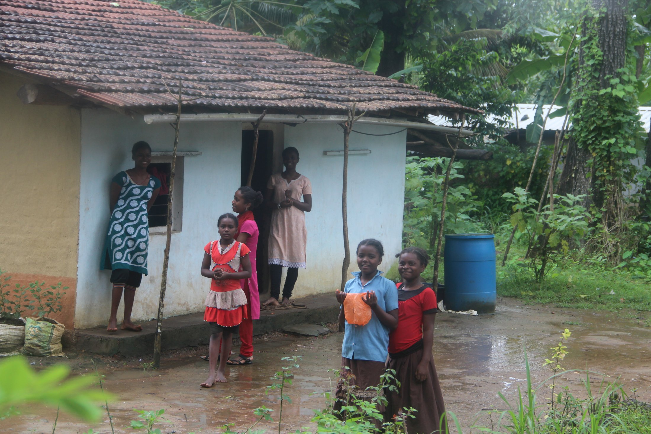 Sidi Girls, Karnataka