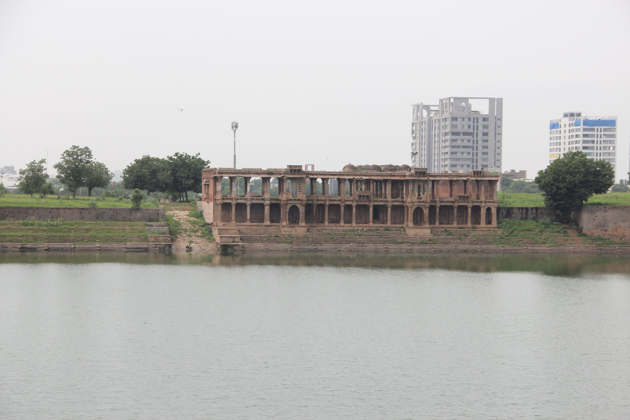 Tank at Sarkhej Roza, Ahmedabad