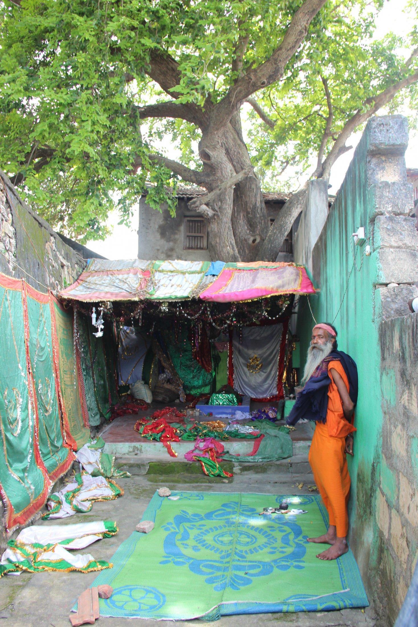 Bava Gor Shrine, Chhachhar