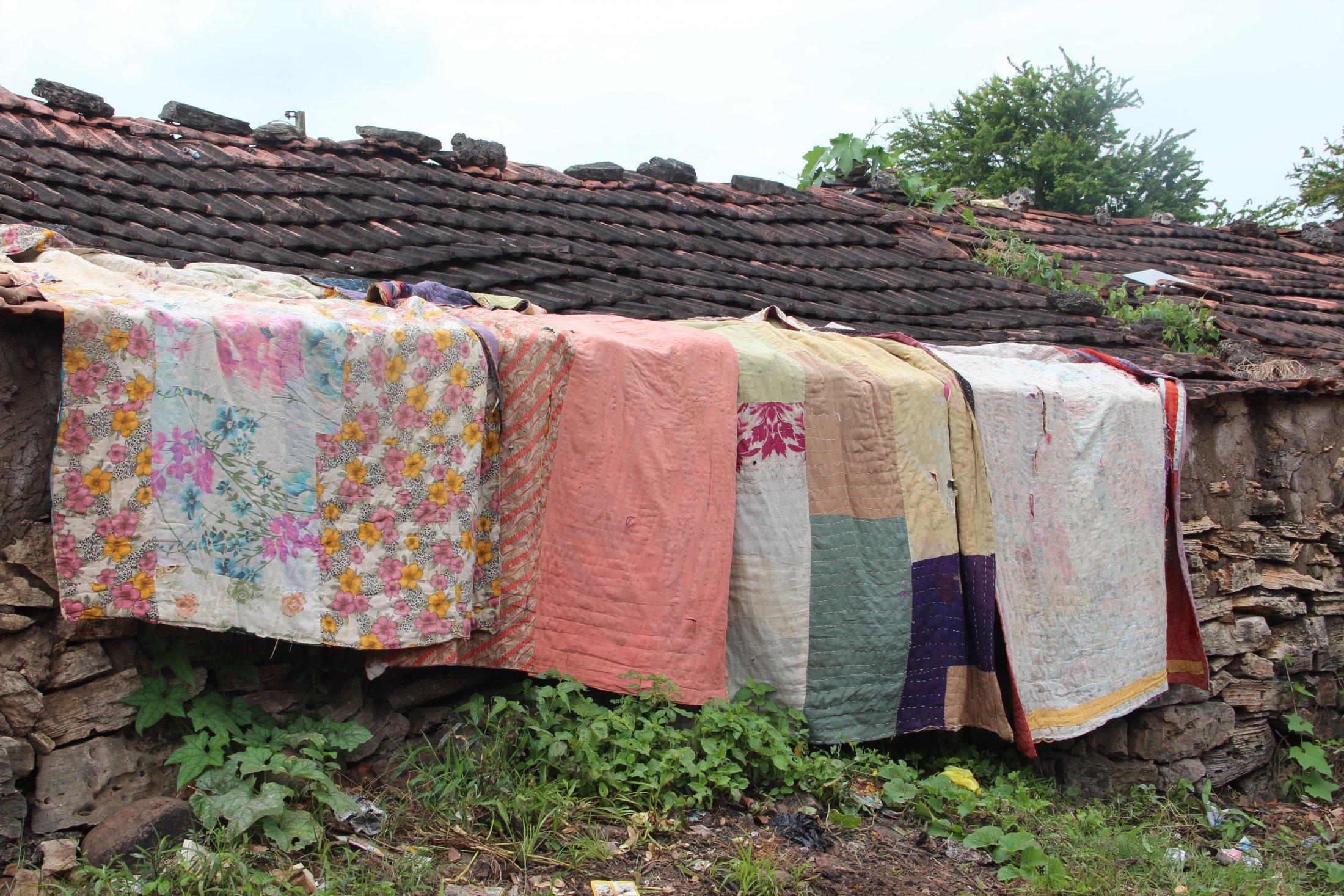 Colorful Quilts, Javantri
