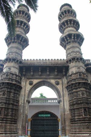 Sidi Bashir Mosque, Ahmedabad