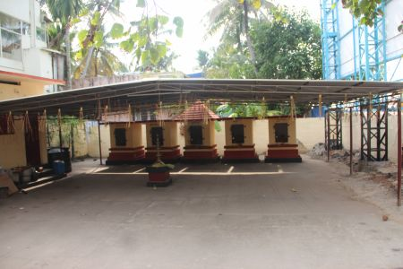 Community Temple in Vypin, Kerala